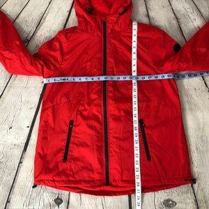 Michael Kors Jackets & Coats - Michael Kors Red Sherpa Jacket Medium NWT